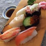 グルメロード - 寿司食べ放題
