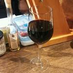 31018446 - 赤ワイングラス