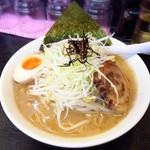 小林屋 - 料理写真:しおらーめん550円