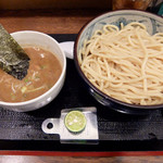 自家製麺つけそば 九六 - 201409 つけそば 大350g(780円)