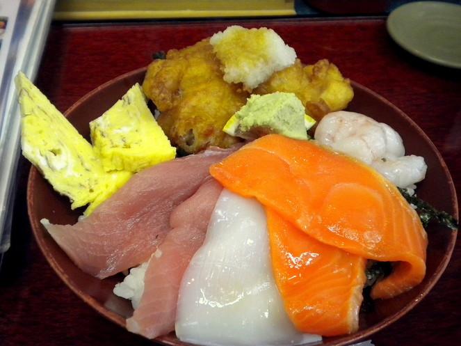 回転寿司活鮮 城山店