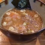 つけ麺 石ばし - つけ麺スープ♪