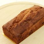 ミルティーユ - パウンドケーキ