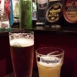 31023154 - ハートランドとベルギービールのヒューガルデン