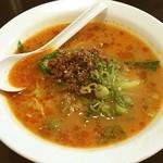 昭龍軒 - 担々麺