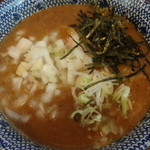 つけ麺 弥七  - つけ麺(豚骨魚介)