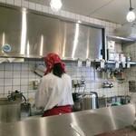 広州市場 - キッチン