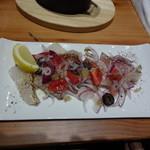 Kirinshithipurasu - 鯛カルパッチョ