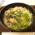 アートデリキッチン - 山菜うどん
