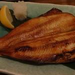 海王丸 - 料理写真:ほっけ