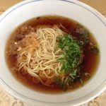 平木製麺所 - 中華そば200円