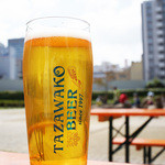 田沢湖 ビールブルワリーレストラン - 田沢湖ビール・ピルスナー