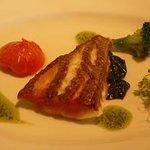 PEPIN - 真鯛のポワレ