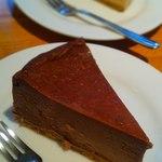 カフェ・ロフェル - チョコレアチーズ