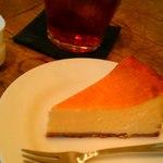 カフェ・ロフェル - ベイクドチーズ