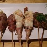 串串 - おまかせコース・焼き鳥20本