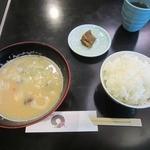 和台所 花 - ・「納豆汁セット(\630)」