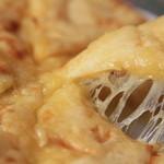 ウパハル - もっちもちのチーズナン。