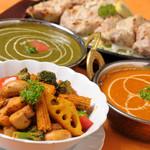 ウパハル - 日本人の味に合わせたインド料理を日々研究しています。