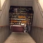 ワインハウス 南青山 - 入り口