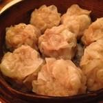 肉汁水餃子 餃包 - 焼売①