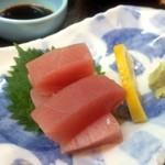 魚彩 銀の鯛 - まぐろ造り