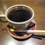 ティムニー - ホットコーヒー(2014.09.25)