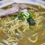 味の大王 - 750円『カレーラーメン』2014年9月吉日