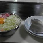 居酒屋まつやま - 料理写真:H26.9.26 お好み焼き(ミックス)