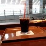 サンマルクカフェ - アイスコーヒー200円