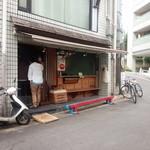 31038080 - 代々木八幡商店街の一本裏手にあります。