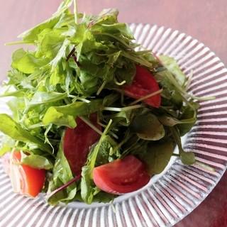 産地直送!無農薬野菜も人気です。