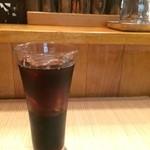 クーカレー - アイスコーヒーは、プラス100円です