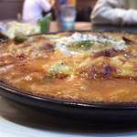 カフェ うまめし ゴォー - イタリアントマト焼きカレー