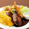 須田町食堂 - 料理写真:大人のお子様ランチ 洋食プレート