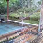 大自然 - 「お、この風呂いい感じ♪」って入った風呂は、モロ水風呂だったw