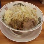 31041591 - 麺200g、野菜少な目、ニンニク(¥700)