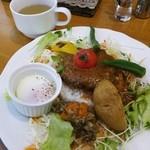 Naturalcafe そら - ロコモコ