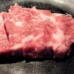 どんどん - 国産牛ロースステーキ