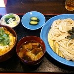31043006 - ミニカツ丼セット麺3玉