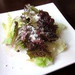 le Bleu - 料理写真:セットのサラダ!