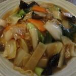 中国料理 川島 - 料理写真:五目あんかけ焼きそば