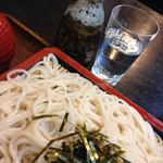 更科総本店別館権太呂 - 日本酒白鶴1合380円