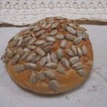 キルシュブリューテ - ヒマワリの種ののったパン