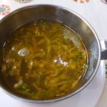 ダカインドレストラン&バー - スープ