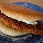 イトウベーカリー - 白身魚フライ