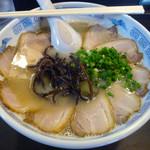まるいち - 「チャーシュー麺」750円