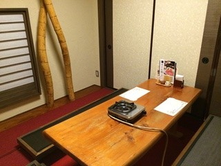 あづま - 個室