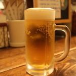 カレー食堂 リトル・スパイス - ビール