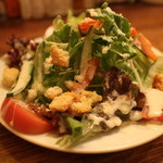 カレー食堂 リトル・スパイス - シーザーサラダ
